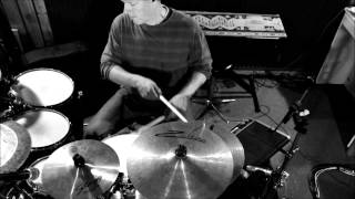Funk Drumming 1 recorded to a drumless backing - Jan Urbanc - Behringer X32 Producer - DAW Reaper