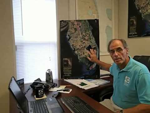 Florida Oceanographic Society Executive Director Mark Perry : Discharge Geographics