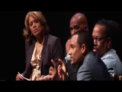 Nightline FaceOff: 'Black Folks Aren't Communicating' - Hill Harper