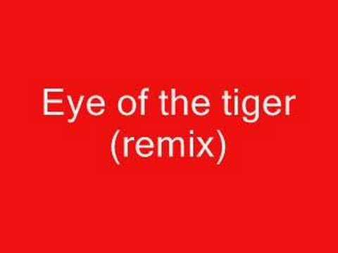 eye of the tiger remix youtube. Black Bedroom Furniture Sets. Home Design Ideas