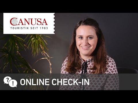 CANUSA erklärt: Online Check-in des Wohnmobils | CANUSA