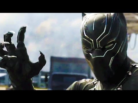 Captain America 3 Civil War NEW Trailer Spots 2 (2016) Marvel Superhero Movie HD