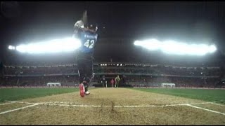 SUPERMAN BRENDON McCULLUM vs Australia - Unbelievable Innings! Freak !