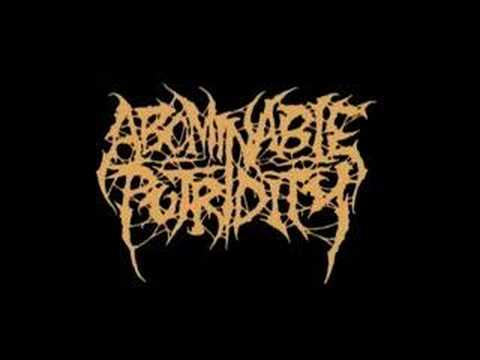 Abominable Putridity - Sphacelated Nerves
