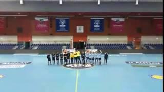 OCC FUTSAL U13 finale : GJ NOYAL BRECE - TA RENNES