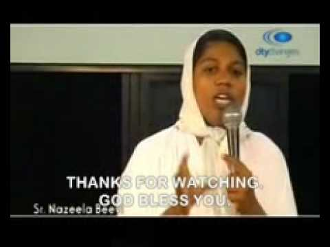 Malayali Muslim Girl Turn To Lord Jesus Christ...testimony (part 16 Of 16) video