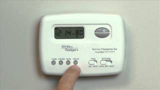 white rodgers 1f78 programmable thermostat manual