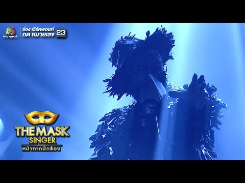 Creep - หน้ากากอีกาดำ | THE MASK SINGER