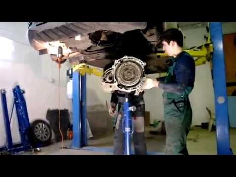Замена сцепления на роботе форд фокус 3