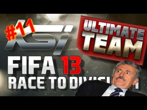 Fifa 13 | Ultimate Team | Race To Division One | I'm Going In!!!! #11 video