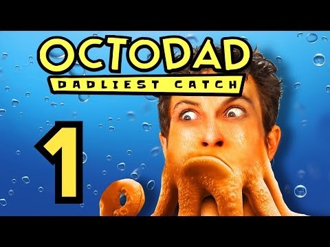 Let's Play Octodad: Dadliest Catch (part 1) video