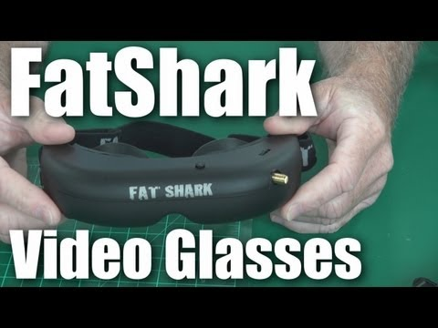 Fatshark Video Glasses