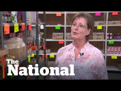 Alberta food bank surge