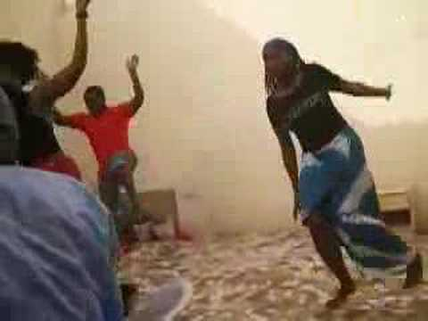 The Dance (African) Lesson, A Must See
