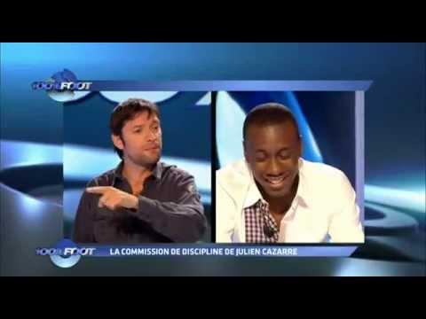 100% Foot - M6 - La commission de discipline - Julien Cazarre - Blaise Matuidi