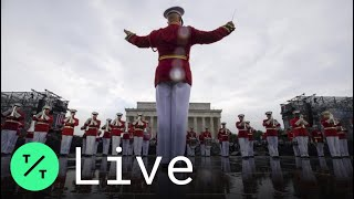 Trump's 'Salute to America' Parade at the Lincoln Memorial Washington D.C.