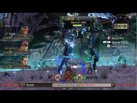 Xenoblade Chronicles(Wii) Playing on Dolphin Emulator(PC)