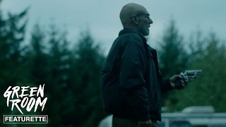 Green Room l Patrick Stewart Is A Very Bad Guy l Official Featurette HD | A24