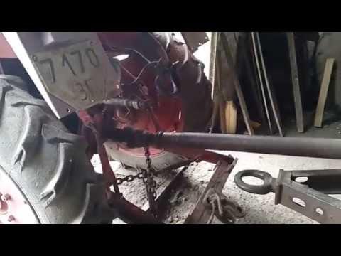 трактора Т-25 и его схема
