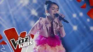 Maite canta Oye - Final | La Voz Kids Colombia 2019