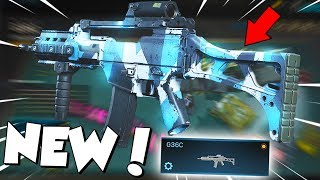 The SECRET G36C in MODERN WARFARE.. (its amazing)
