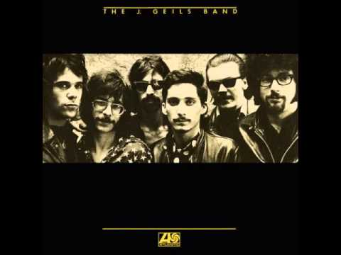 J Geils Band - First i Look at The Purse
