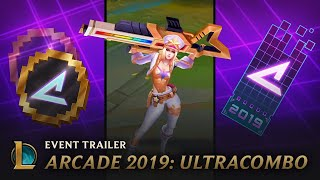 Arcade 2019: ULTRACOMBO | Event Trailer - League of Legends