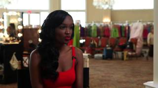 Angola - Zuleica Wilson [OFFICIAL MISS UNIVERSE INTERVIEW]