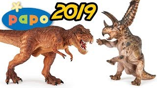 NEW Papo® 2019 Dinosaurs | FIRST LOOK