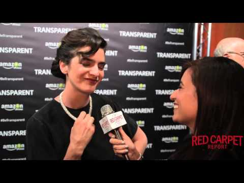Gaby Hoffman at the Amazon Transparent FYC Event Screening and Panel #TransparentTV #BeTransparent