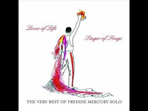 Freddie Mercury - The Golden Boy