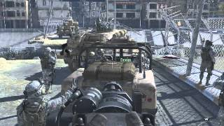 call of duty modern warfre 2 (часть 1)