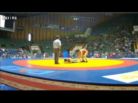 Богомоев (красный)-Ионов Чемпионат России 2013 г.