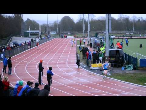 IUAA Track and Field Championships 2013: Men's 5000m Part 2