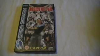 Resident Evil Sammlung (Collection)