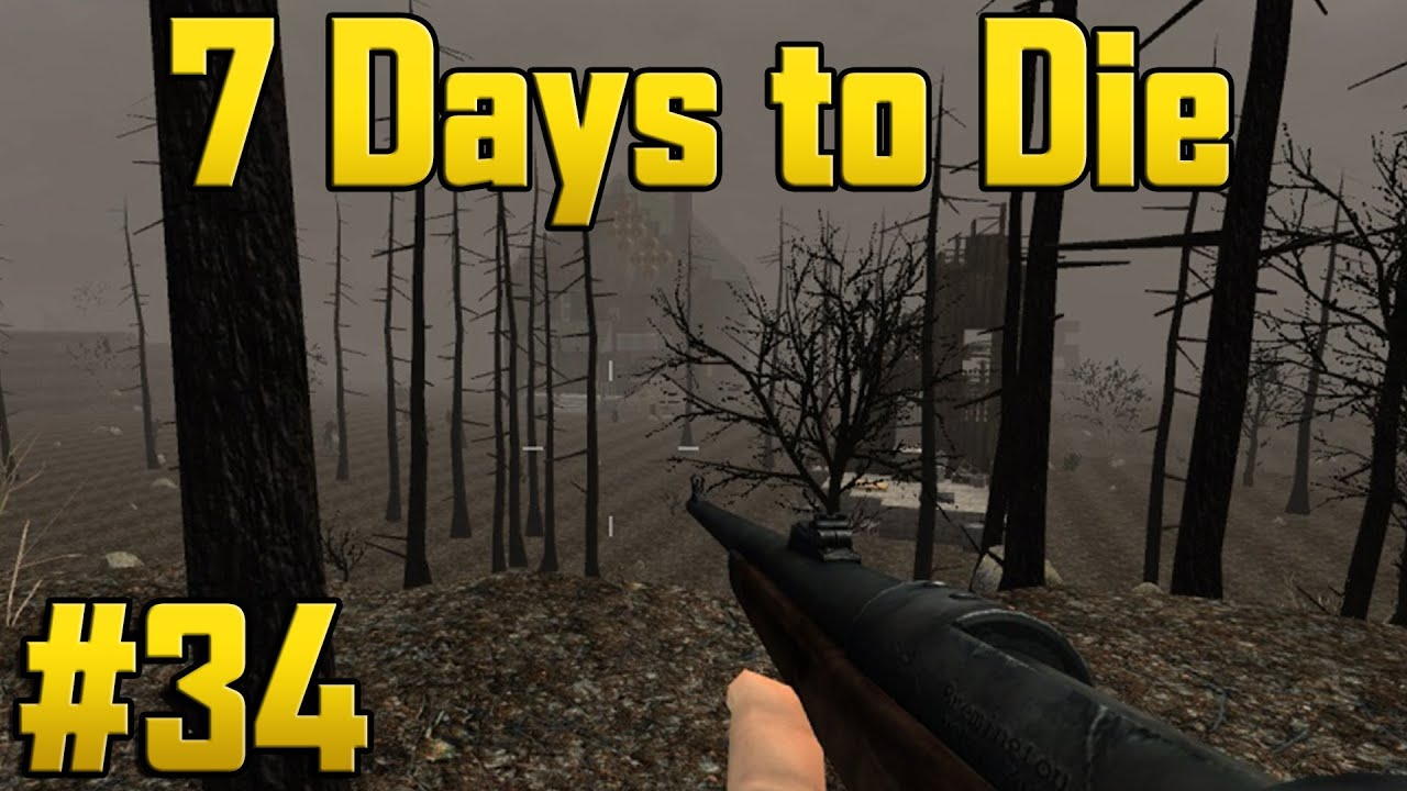 7 days to die alpha 7 part 34 main bee hive youtube. Black Bedroom Furniture Sets. Home Design Ideas