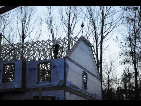 The last truss