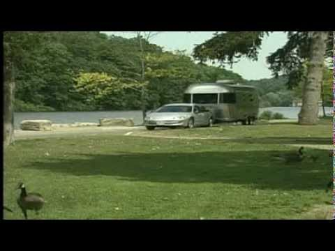 RV Road Test Video - Airstream International CCD Travel Trailer