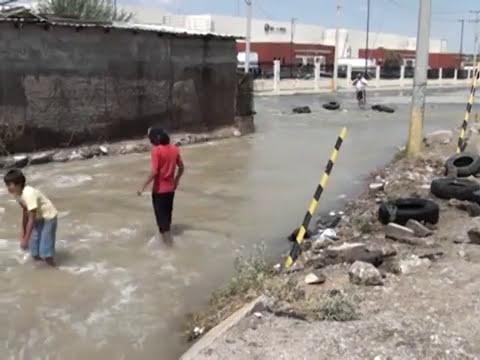 62 diquesno registraron desbordamientos