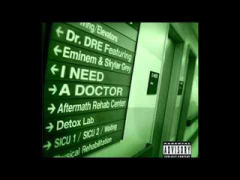 Dr Dre feat. Eminem & Skylar Grey - I need a doctor (Dubstep...