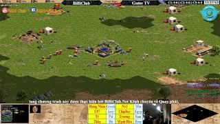 AoE 44 Random BiBiClub vs GameTv ngày 13-11-2017