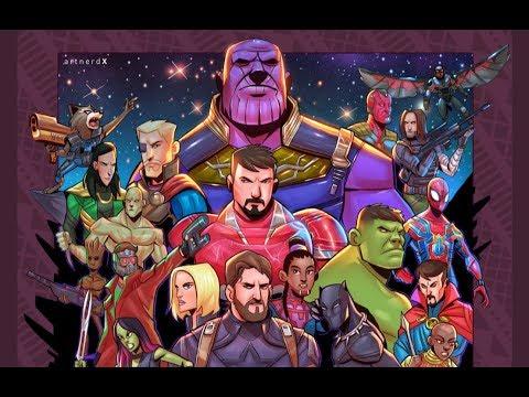 Come Avengers: Infinity War Sarebbe Dovuto Finire - Doppiaggio