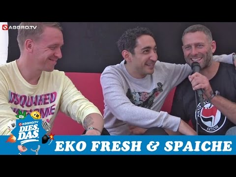 Eko Fresh & Spaiche - Dies Das (official Hd Version Aggrotv) video