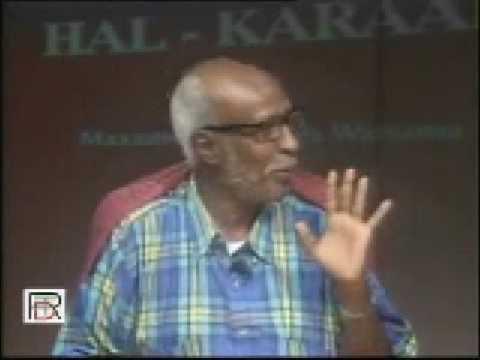 """Tixmaal - M.I.Warsame """"Hadrawi"""""""