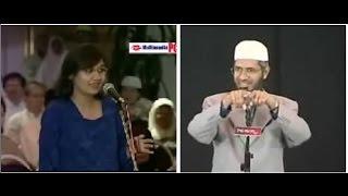 নও মুসলিম মহিলার উৎবেগ আপনি কেন কথায় কথায় পশ্চিমাদের সমলোচনা করছেন By dr zakir naik