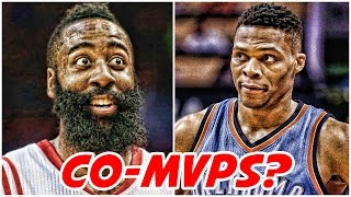 Should there be Co-MVP's this season?