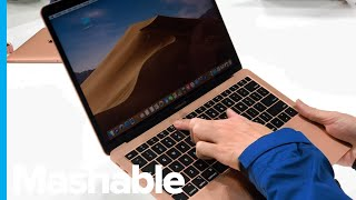 A Hands-On Look at the New MacBook Air ? Mashable Reviews