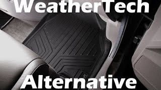 MaxFloormats Maxliner All Weather Floor Mats 2017 Honda Odyssey