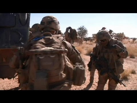 French soldier dies in Mali fighting