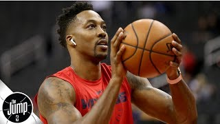 'This is like the eighth annual Dwight Howard I've-figured-it-out summer' - Tim MacMahon | The Jump